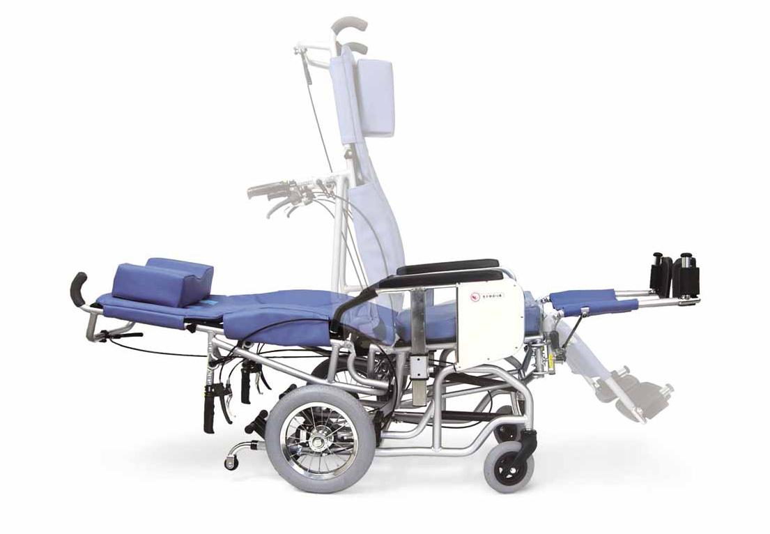 リクライニング車椅子