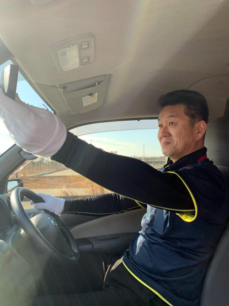 乗務員 堀田文博 – ニーズ|介護タクシー|民間救急サービス